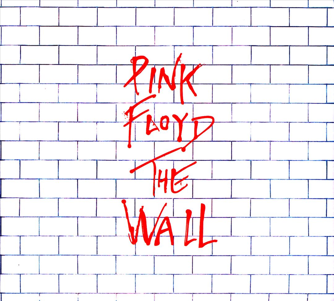 The Wall Pink Floyd: Pink Floyd-The Wall Pt2-Roger Waters,David Gilmour,Nick