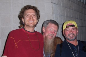 Rick Allen  Beard and Malvin
