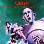 Queen- News of the World- Brian May