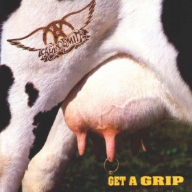 Aerosmith - Get A Grip-Front