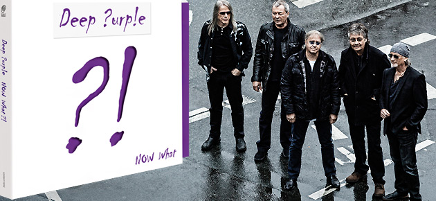 "Medium Rare: Deep Purple ""Now What?!"" with Roger Glover"