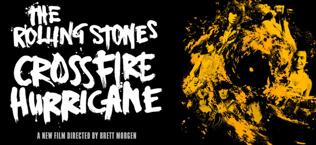 "Enter to Win: Rolling Stones New DVD ""Crossfire Hurricane"""