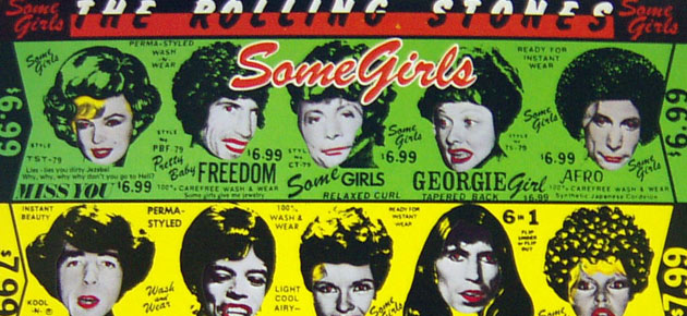 "Online Now: Rolling Stones ""Some Girls"" 35th anniversary w/ Mick Jagger,Keith Richards,Ron Wood"