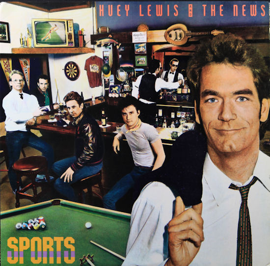 Huey lewis amp the news sports interview heart of rock amp roll