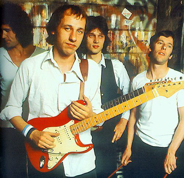 Dire Straits 1st Mark Knopfler In The Studio With Redbeard