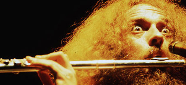 "Medium Rare:  Jethro Tull ""Living With the Past"" with Ian Anderson"