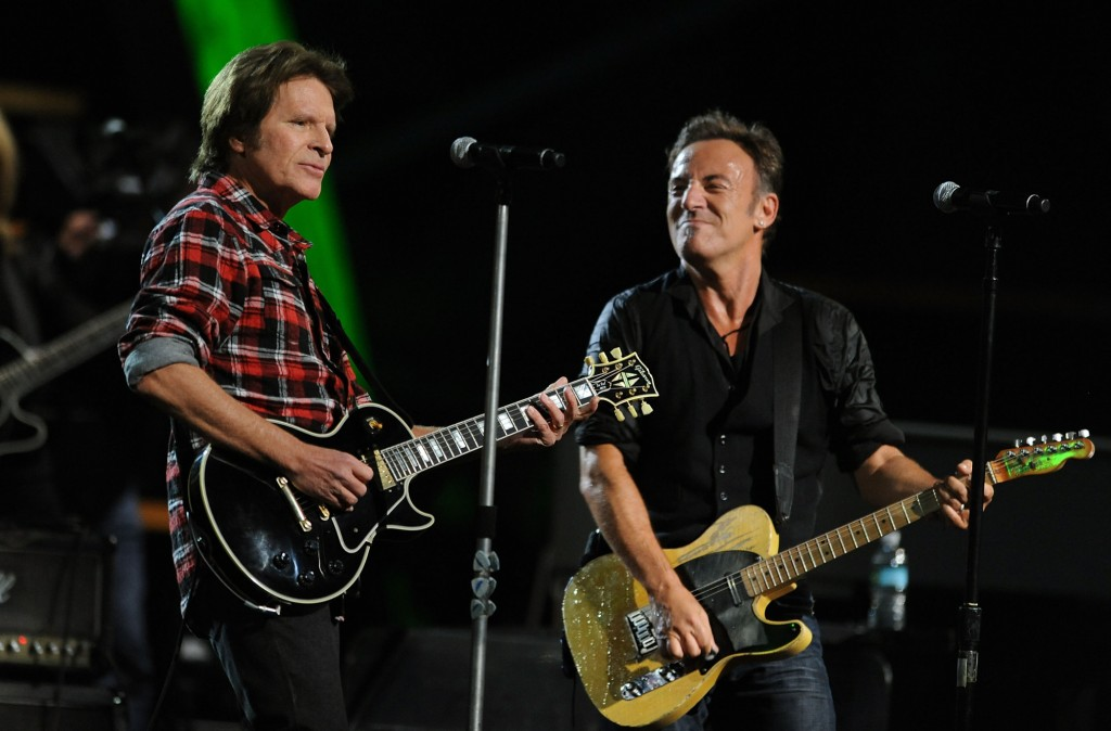 25th Anniversary Rock & Roll Hall Of Fame Concert - Night 1 - Show