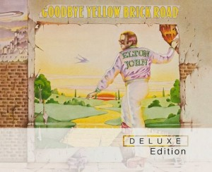 ELTON-John Goodbye Yellow Deluxe