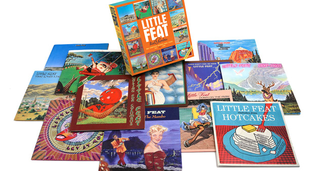 Enter to Win: New Little Feat CD Box Set
