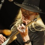 Johnny Winter, Texas Guitar Legend, Passes Away on Tour