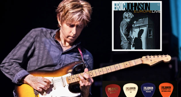 Enter to Win: Eric Johnson New CD + Collectable Guitar picks