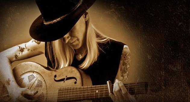 Beard's Blog:  Johnny Winter