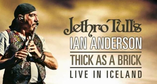 Enter to Win: Jethro Tull's Ian Anderson Live In Iceland DVD