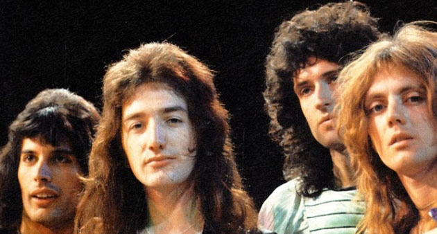 """Latest Show: Queen """"Live athe Rainbow'74″ Brian May, Roger Taylor"""