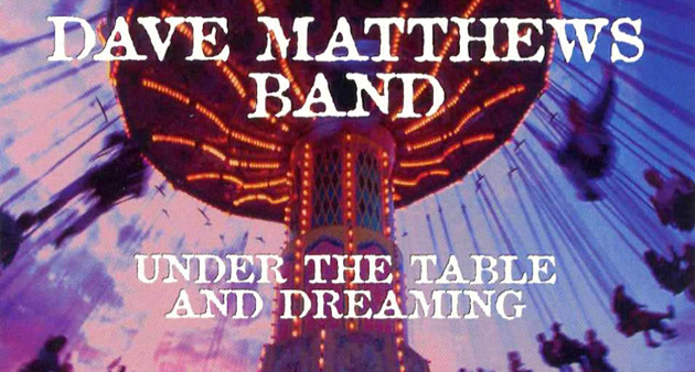 "Medium Rare:  Dave Matthews Band ""Under the Table"" 20th anniversary"
