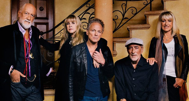 "Latest Show: Fleetwood Mac ""Tusk"" 35th anniversary w/ Stevie Nicks, Lindsey Buckingham"
