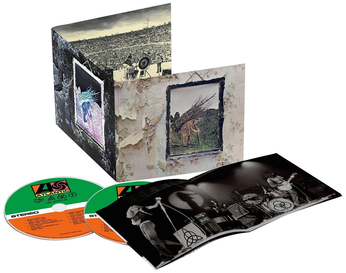 Led Zeppelin Houses Of The Holy Jimmy Page Robert Plant