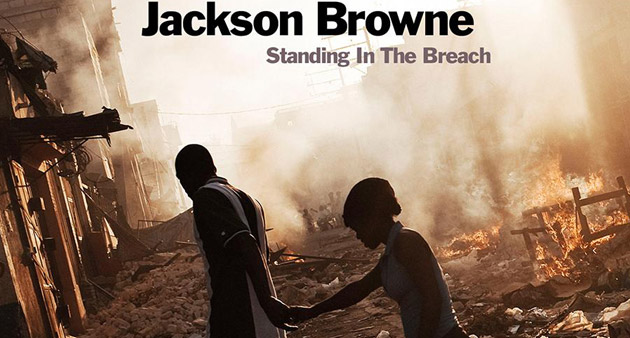 Enter to Win: New Jackson Browne CD