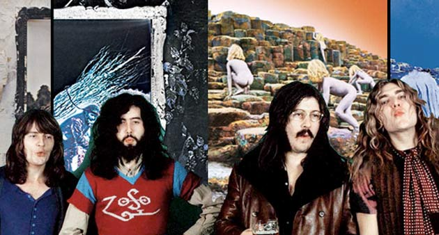 Enter to Win: Led Zeppelin IV  & Houses Deluxe Edition CDs
