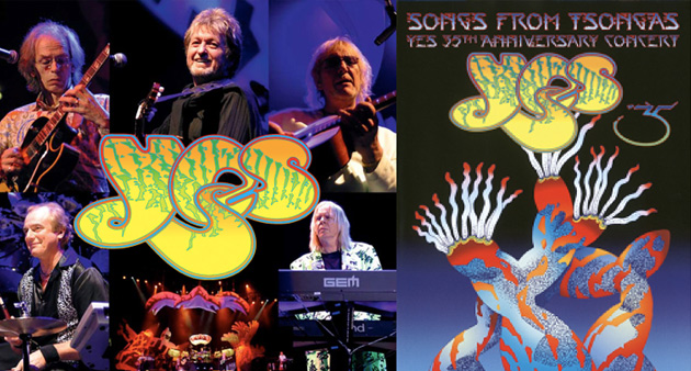 Enter to Win: YES: Songs from Tsongas