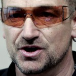 U2's Bono Badly Injured in NYC Cycling Accident