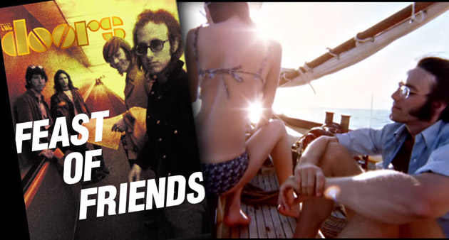 "Enter to Win: The DOORS ""Feast of Friends"" DVD"