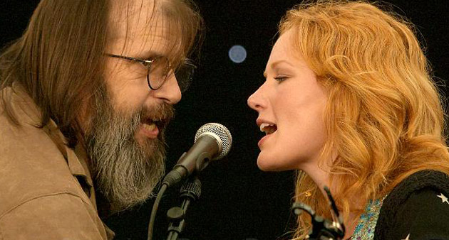 "Live Track: Steve Earle ""City of Immigrants"" w/ Allison Moorer – Dallas 9/07"