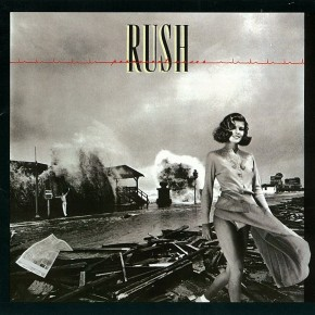 Rush-Permanent Waves 35th Anniversary- Geddy Lee, Alex Lifeson, Neil Peart