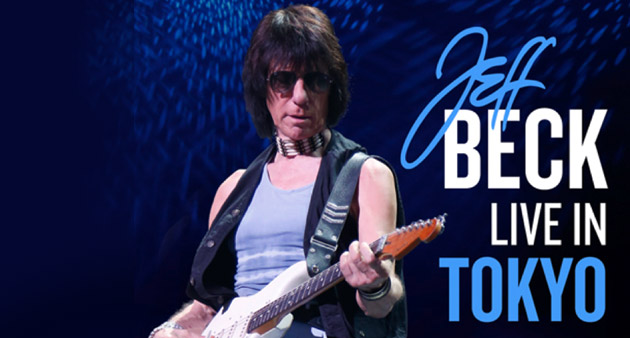 Enter to Win: JEFF BECK  Live in Tokyo DVD
