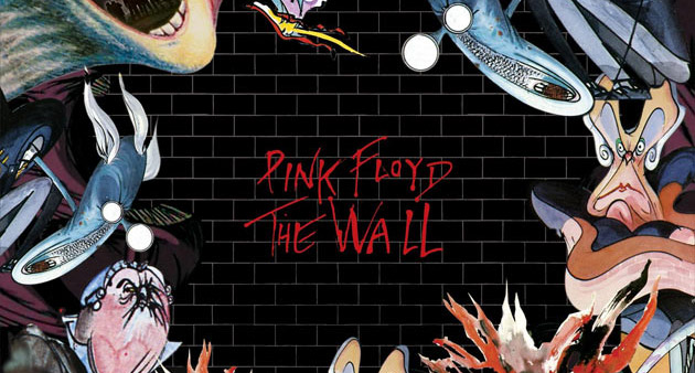 """Latest Show: Pink Floyd """"The Wall"""" 35th Anniversary pt1 w/ Roger Waters, David Gilmour, Nick Mason"""