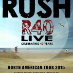 Rush R40 North American Tour Delights Longtime Fans