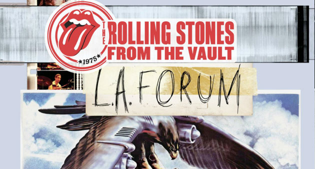 Enter to Win: ROLLING STONES From the Vault – L.A. Forum – Live In 1975 DVD