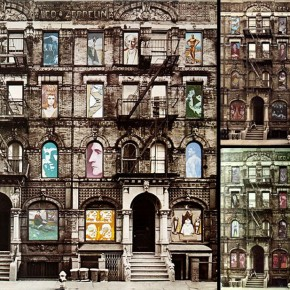 Led Zeppelin-Physical Graffiti 40th pt 2- Robert Plant, Jimmy Page