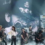 Joe Perry Rejoins Hollywood Vampires- Alice Cooper, Joe Perry, Johnny Depp