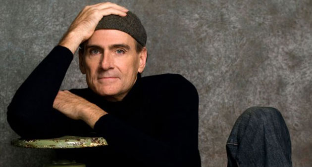 Live Track: James Taylor – Something in the Way She Moves – Dallas 8-93