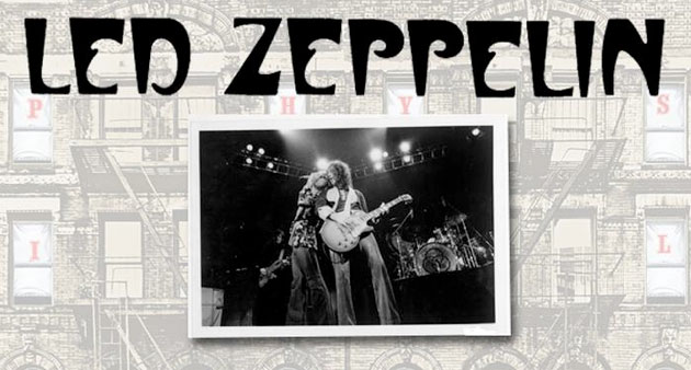 Enter to Win: Led Zeppelin Physical Graffiti 3CD Deluxe Edition