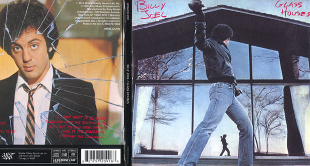 """Latest Show: Billy Joel """"Glass Houses"""" 35th anniversary"""