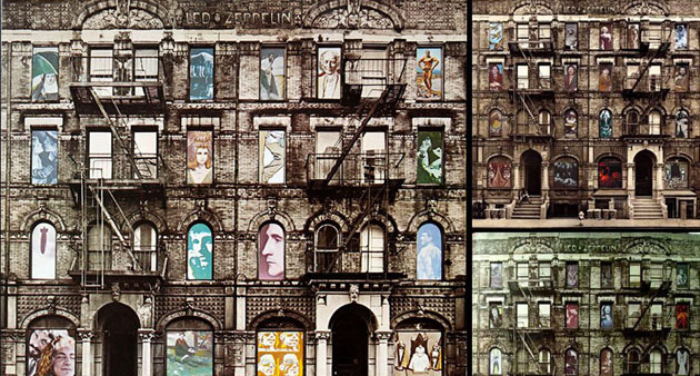 """Latest Show: Led Zeppelin """"Physical Graffiti"""" 40th Anniversary pt 2 w/ Robert Plant and Jimmy Page"""