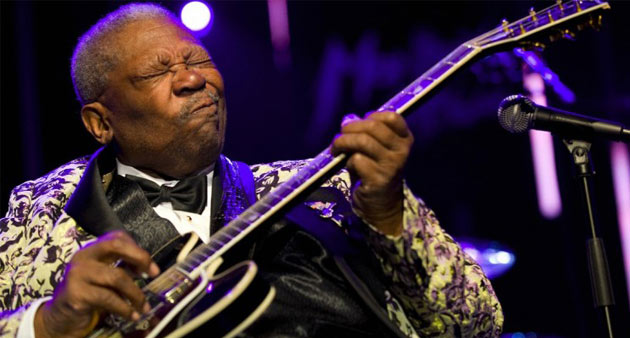 The Thrill Is Gone – B.B.King Passes at 89