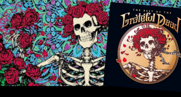 Enter to Win: The Best of the GRATEFUL DEAD 2CD set