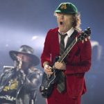 AC/DC- Back in N. America- Angus Young