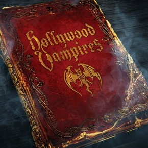 Hollywood Vampires- Alice Cooper