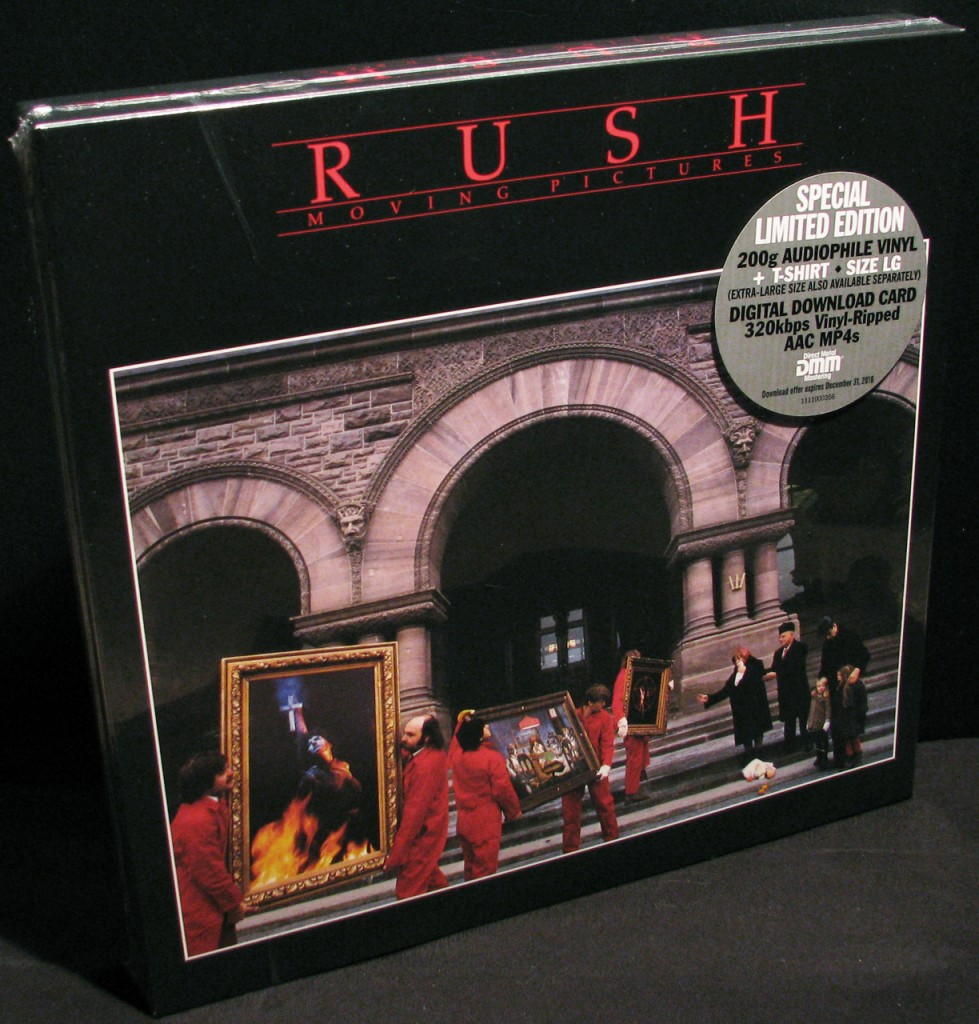 Rush Basks In Limelight Of Quot Moving Pictures Quot Geddy Lee