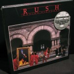 "Rush Basks in Limelight of ""Moving Pictures"" 35th Anniversary- Geddy Lee, Alex Lifeson, Neil Peart"