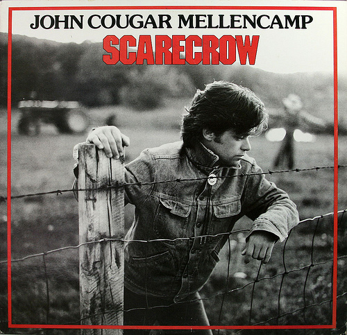 John Mellencamp Scarecrow 30th Anniversary In The Studio With Redbeard