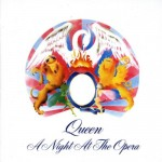 Queen- A Night at the Opera 40th Anniversary- Brian May, Roger Taylor