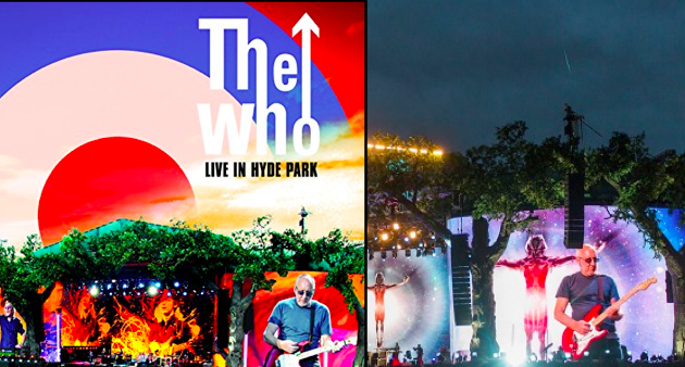 Enter to Win THE WHO: Live in Hyde Park  DVD / 2CD Set
