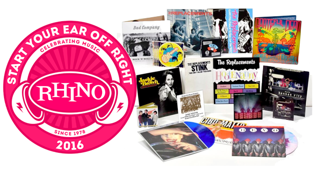 "Enter to Win ""Start Your Ear Off Right"" Mega Vinyl & CD Prize Pack"
