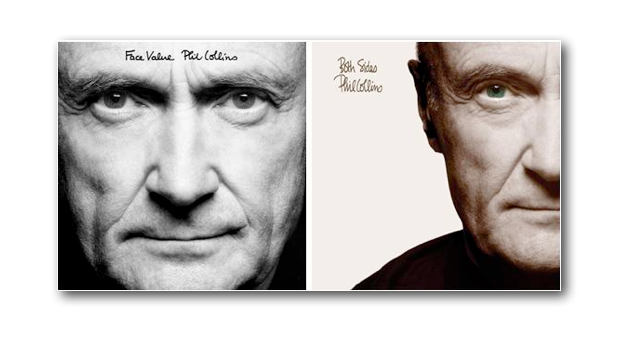 "Enter to Win Phil Collins ""Face Value"" & ""Both Sides"" Deluxe CDs"