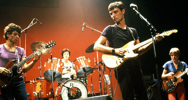 "Live Track: Talking Heads ""Once in a Lifetime"" – Tokyo 1981"
